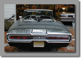 1966 Thunderbird Convertible